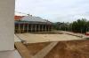 Budynek Szkoły podczas remontu - wrzesień 2013